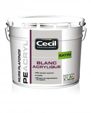 Cecil Pro-PE Acryl Satin