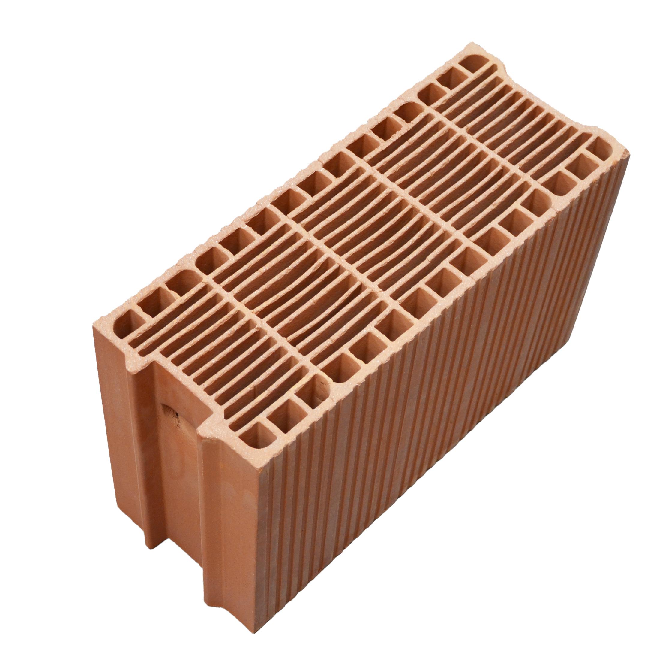 Bgv thermo la brique de 20 cm la plus isolante du march for Construction maison brique ou parpaing