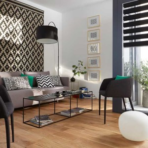 comment choisir et poser son parquet flottant le bricomag. Black Bedroom Furniture Sets. Home Design Ideas