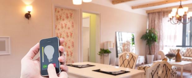 la domotique et l clairage le bricomag. Black Bedroom Furniture Sets. Home Design Ideas