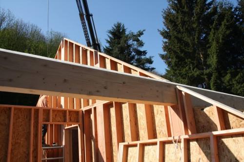 L ossature bois une solution efficace pour l isolation de for Aide pour l isolation d une maison