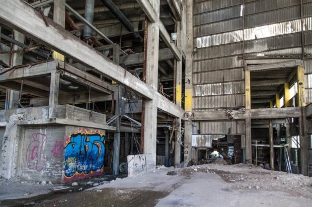 Acheter un hangar une usine ou un b timent d saffect for Cloison style usine
