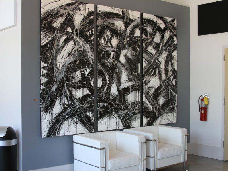 tableaux abstraits