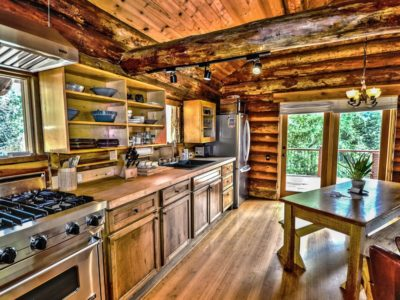 Éléments en bois maison