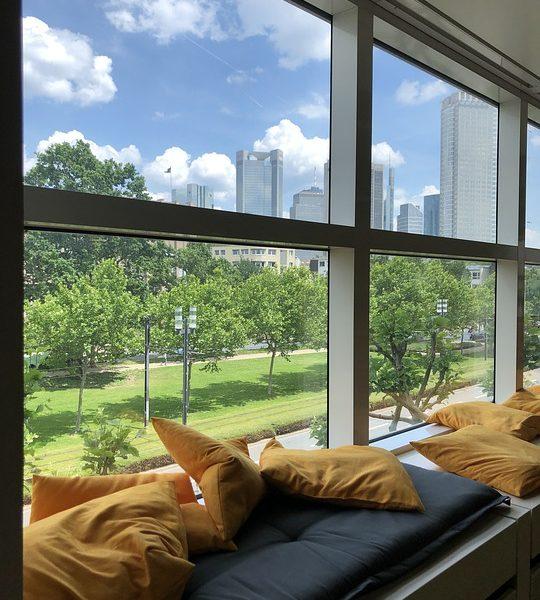 avantages des baies vitrées