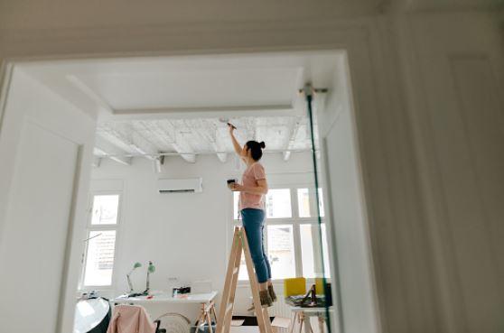 Toutes Les Astuces A Connaitre Pour Peindre Un Plafond