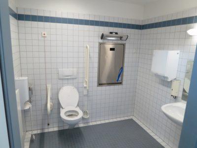 toilette japonaise