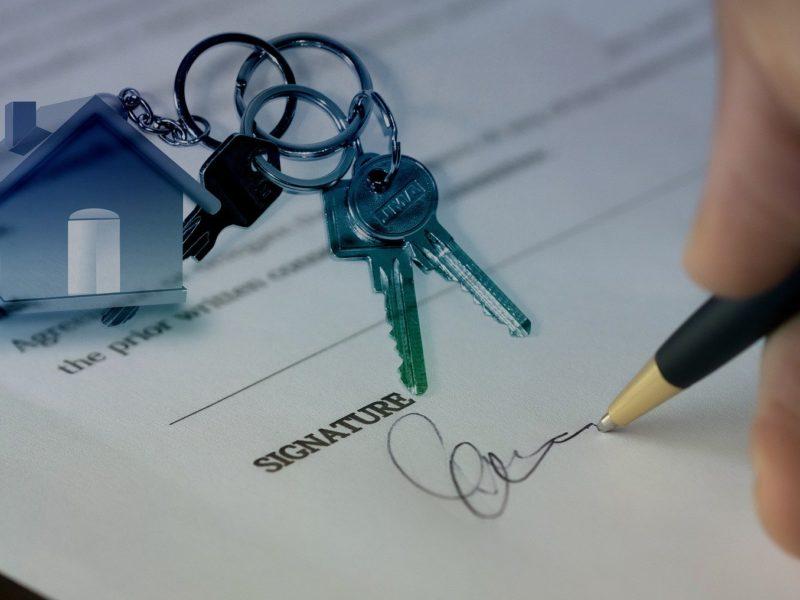 Vente à un promoteur immobilier